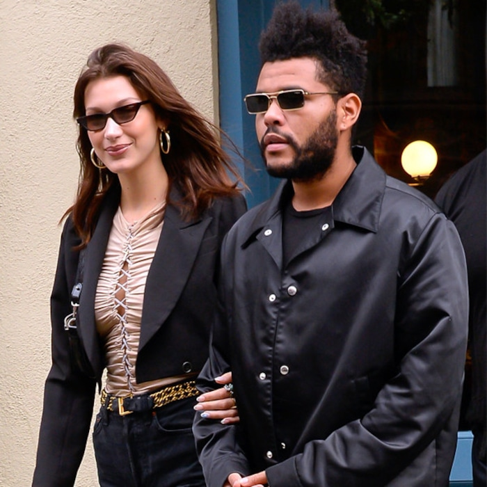 Image result for the weeknd bella hadid
